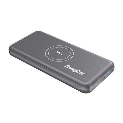 Batería externa Energizer QE10007PQ 10000 mah USB-C carga inalámbrica