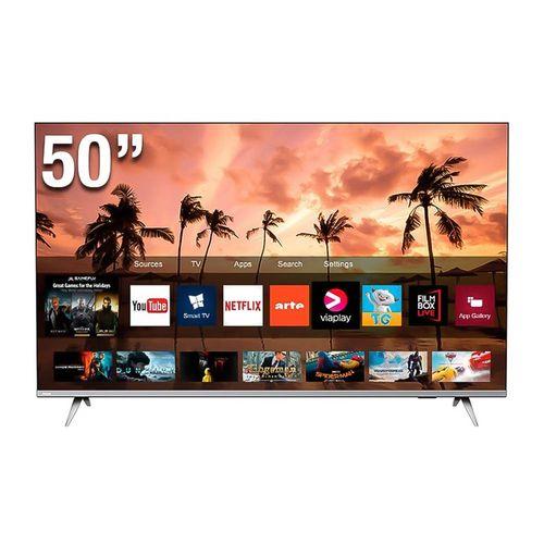 """TV Smart Philips 50"""" LED Ultra HD 50PUD6654"""