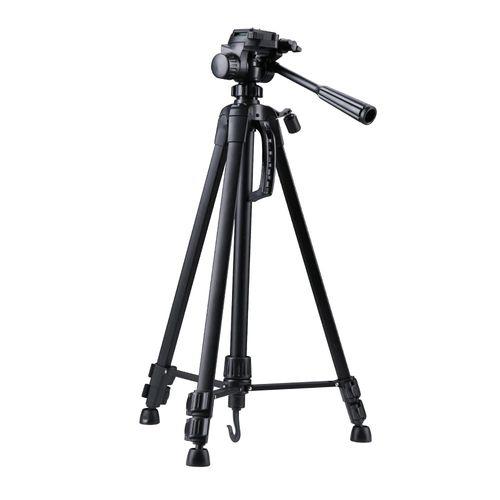 Trípode Roadtrip WT-3560 para cámaras digitales, altura máx 1.67 cm, cabezal giratorio, aluminio, carga máx. 3kg