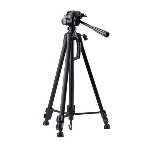 Trípode Roadtrip WT-3540 para cámaras digitales, altura máx 1.56 cm, cabezal giratorio, aluminio, carga máx. 3kg