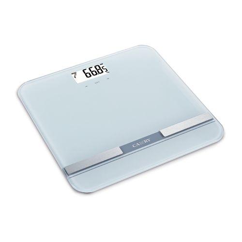 Balanza recargable Camry medidor de grasa, máx. 180 kg, blanca
