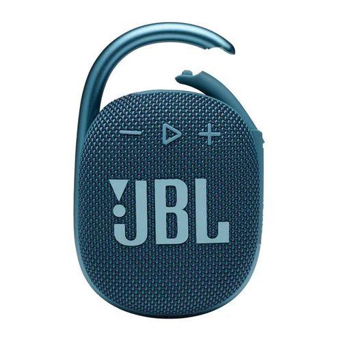 Parlante bluetooth JBL Clip 4  IP67, apróx. 10 horas, azul