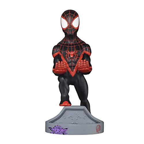 Estación de carga Cable Guy Spiderman compatible con mandos PS4, Xbox One, Nintendo Switch y dispositivos móviles