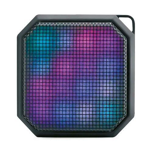 Parlante bluetooth Decibel Glow led, IPX4, batería recargable