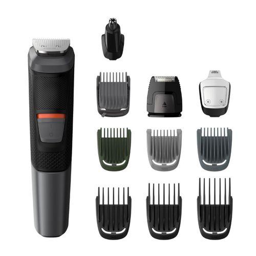 Afeitadora Philips resistente al agua, 11 accesorios