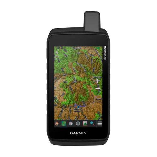 Navegador GPS de mano Garmin Montana 700, topoactive sudamerica, 16GB, 18 horas