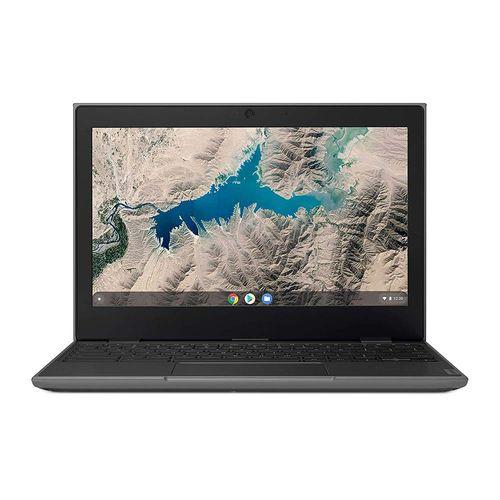 "Laptop Lenovo 100e Chromebook 2nd gen 11.6"", amd A4-9120C, 32gb emmc, 4gb ram, radeon R4, chrome os, teclado español"