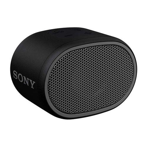 Parlante bluetooth Sony Extra Bass XB01 IPX5, máx. 6 horas, negro