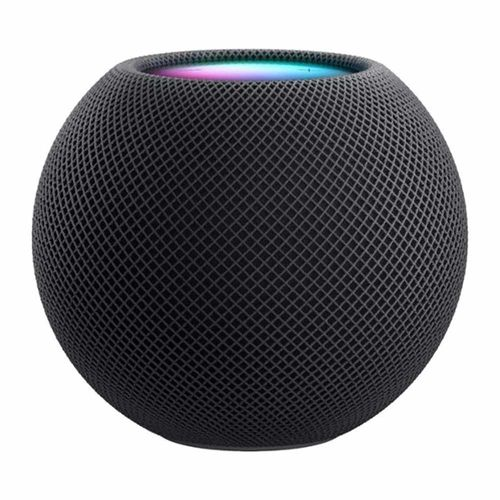 Altavoz inteligente Apple HomePod mini control por voz, gris espacial