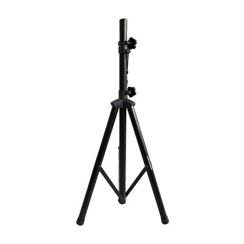 Trípode para parlante Radioshack 100 a 180 cm, negro