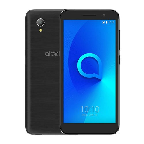 "Celular Alcatel 1 16GB, 1GB ram, cámara principal 5MP, frontal 2MP, 5"", negro"