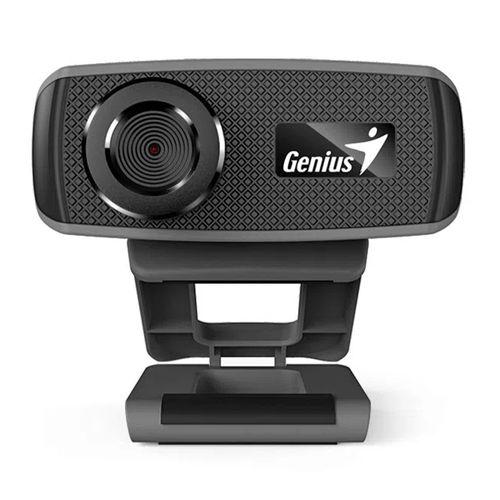 Cámara web Genius Facecam 1000X usb, 720p, micrófono integrado