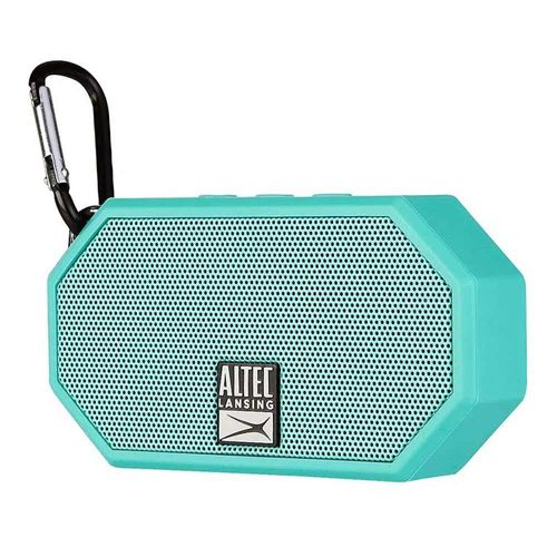 Parlante bluetooth Altec Lansing Mini H20 2 IP67, máx. 6 horas, menta