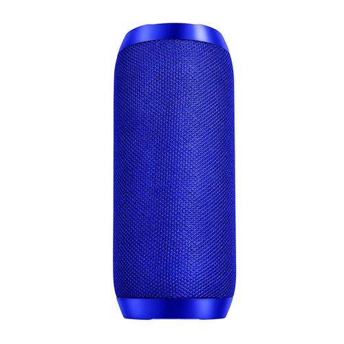 Parlante bluetooth Decibel Life Color batería recargable, azul