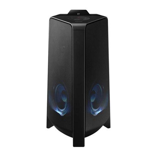 Parlante de torre bluetooth Samsung T50, 500w, karaoke, luces led