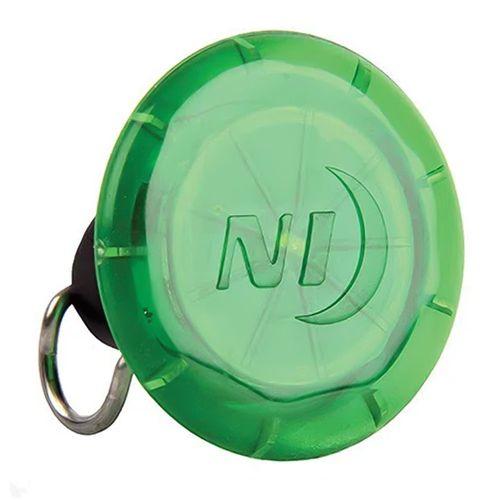 Mini luces led para ruedas de bicicleta Nite Ize x2 baterías reemplazables, giro de encendido y apagado, verde