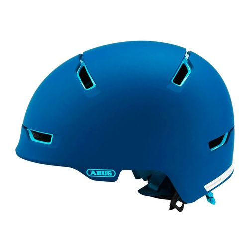 Casco Abus Scraper 3.0 L ajustable, 57-61 cm, azul ultra