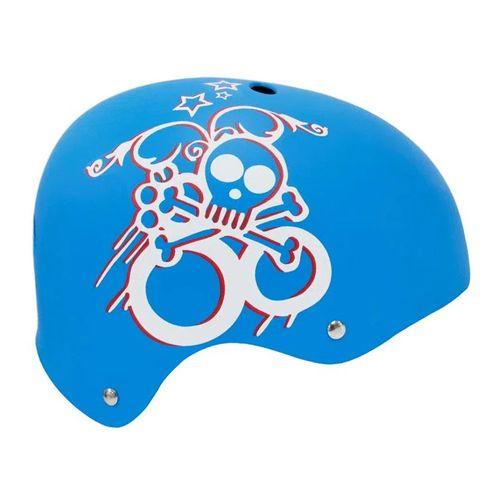 Casco Vision Skate M 52-54 cm, azul