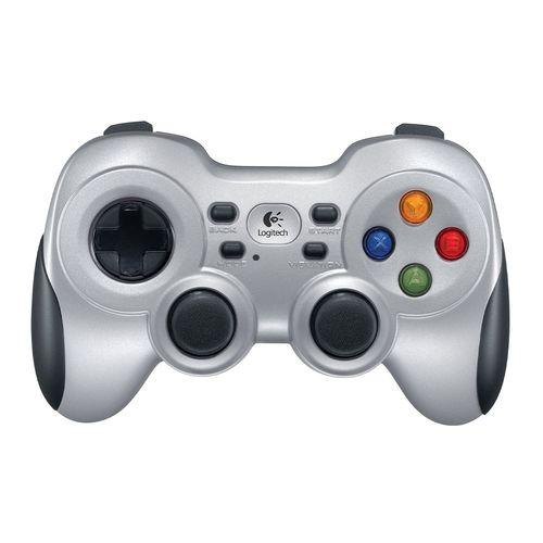 Mando gaming Logitech F710 wireless, gris