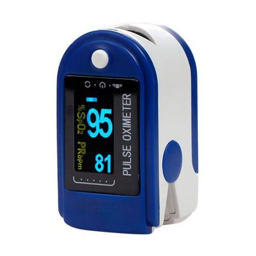 Oxímetro de pulso Contec Cms50d mide la saturación de oxígeno