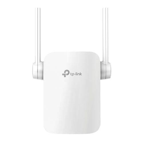 Extensor wifi TP-Link Ac750, doble banda, 750 mbps, 2 antenas, 1 puerto LAN